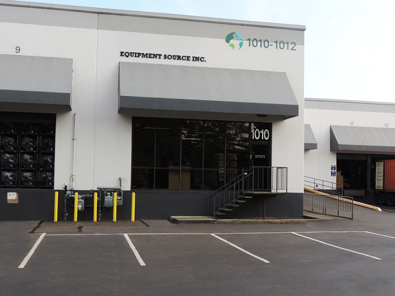 ESI Renton distribution center storefront