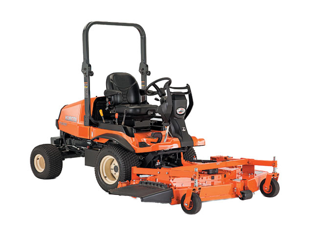 Kubota F-series mower