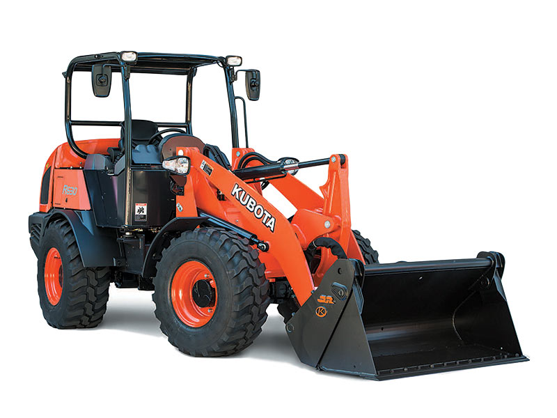 Kubota R630 compact wheel loader