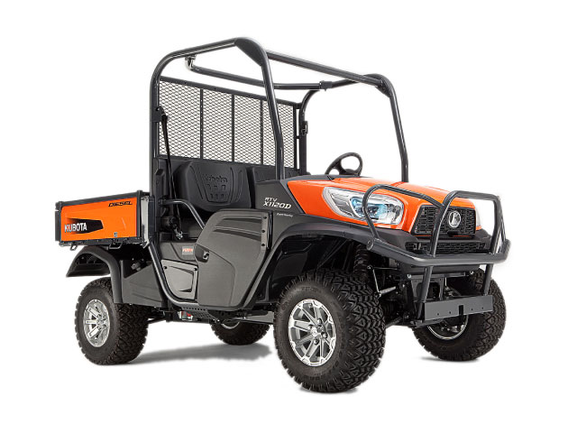 Kubota RTV-X series utility vehicle