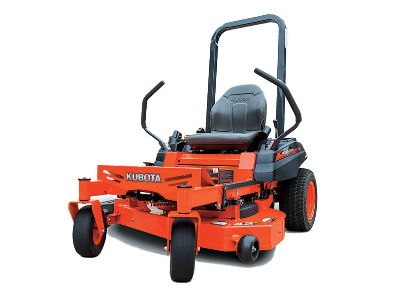 Kubota Z122R commercial mower