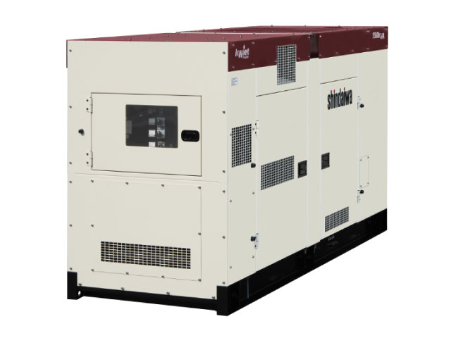 Shindaiwa DGK150D generator