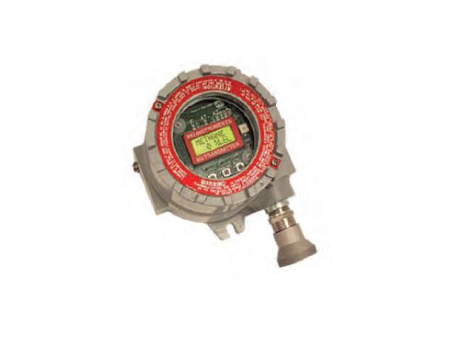 Explosive gas monitor