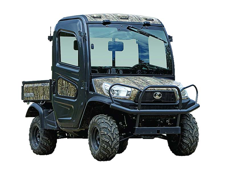 Kubota RTV-X1100C utility vehicle