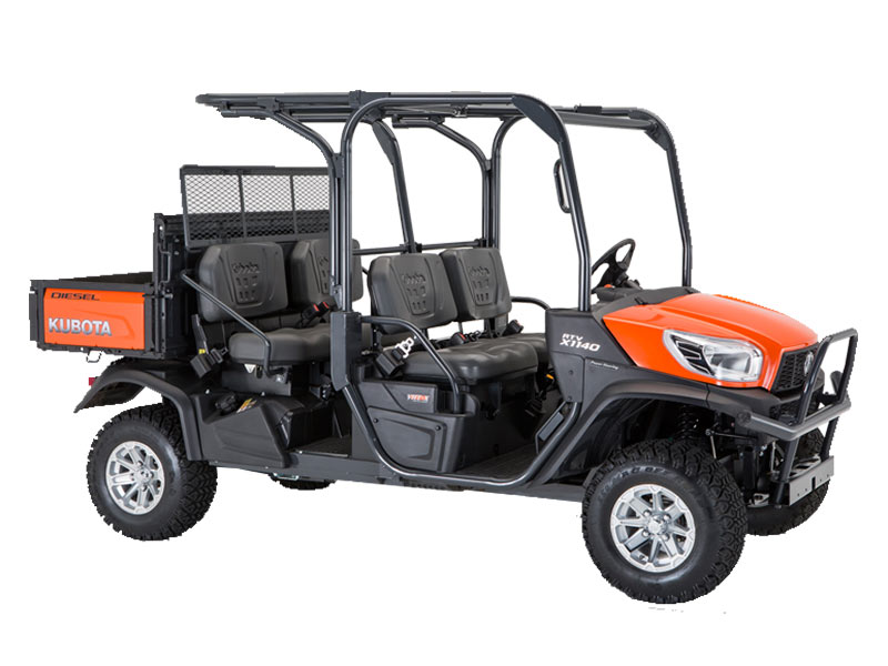 Kubota RTV-X1140 four-seater utility vehicle